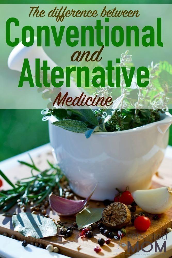 conventional and alternative medicine