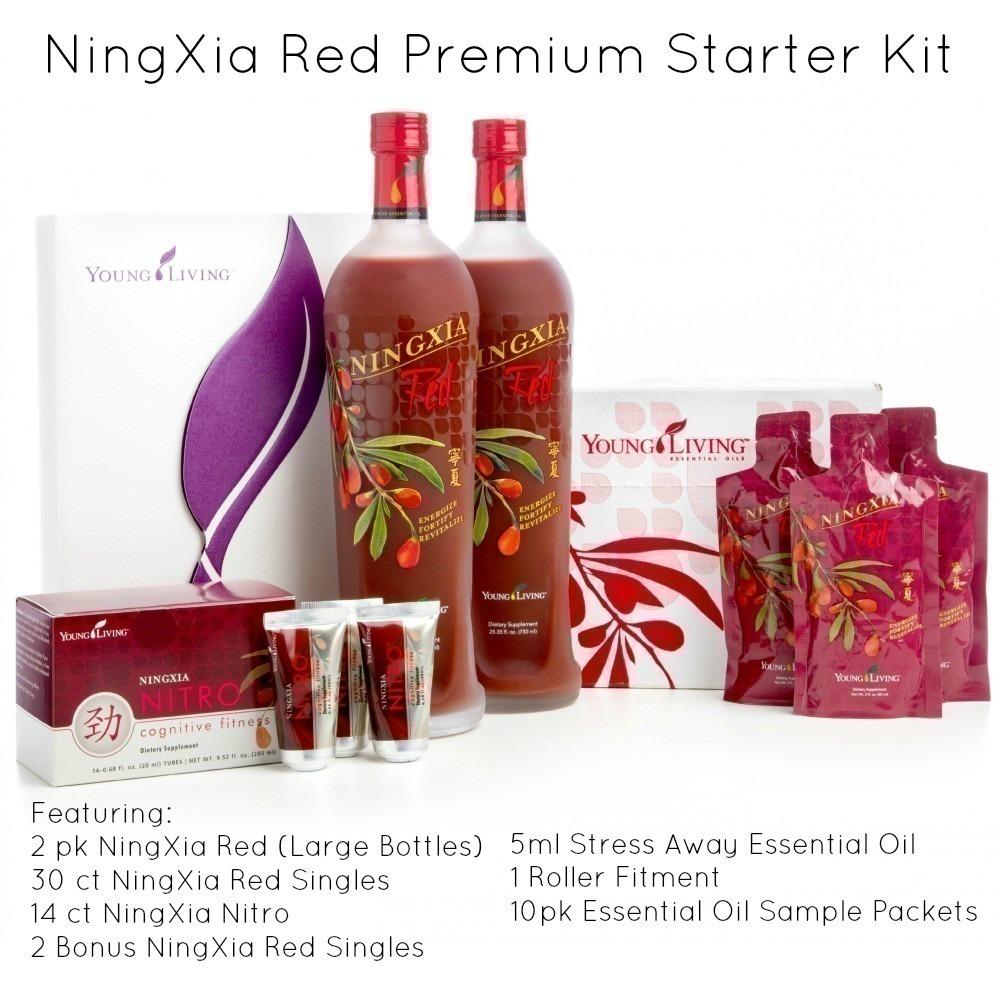 NingXia Red Premium Starter Kit