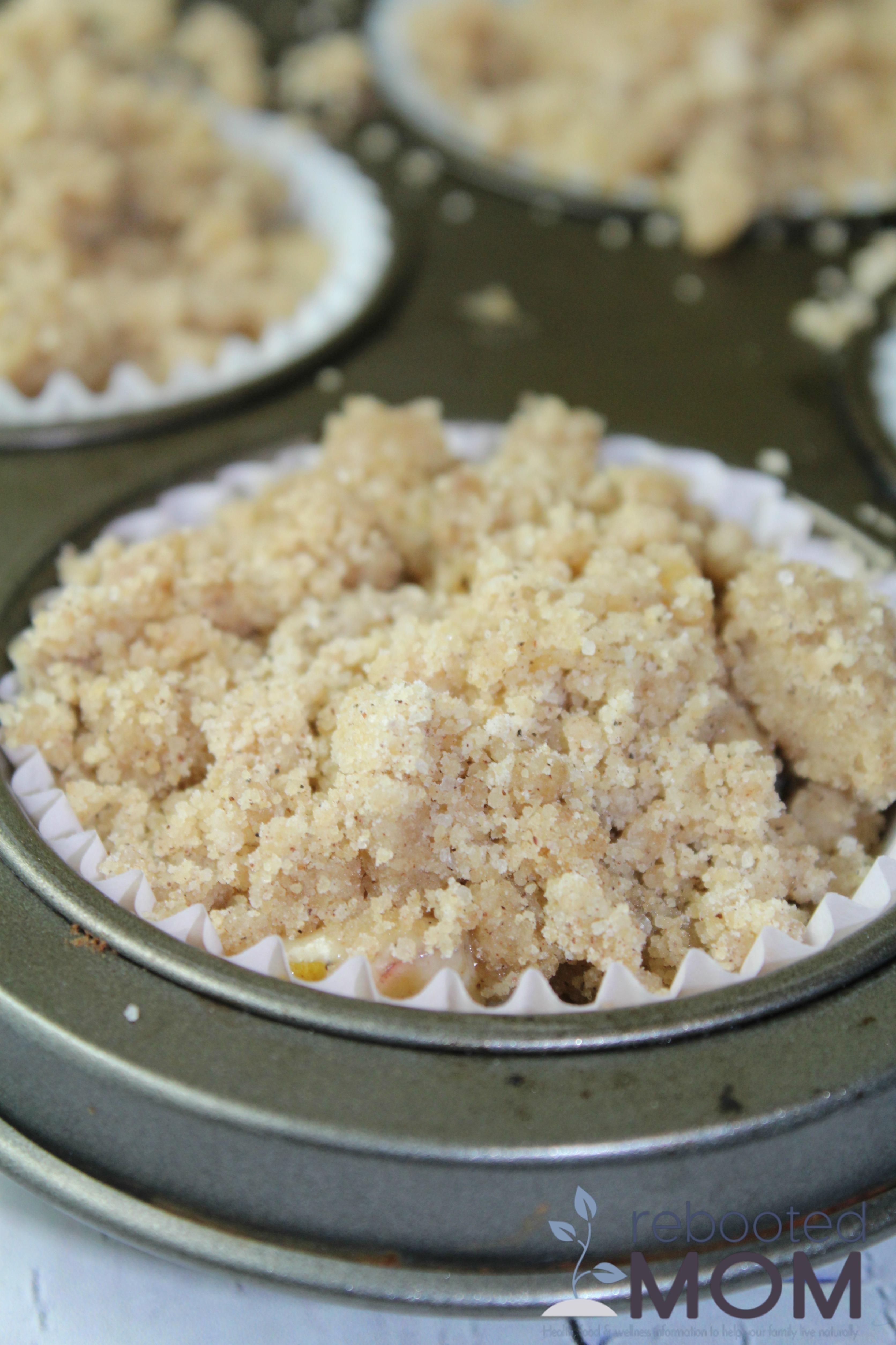 Peach Muffins 2