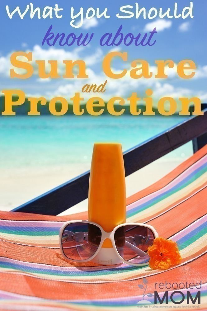 What you Should Know About Sun Care & Protection