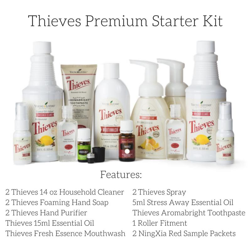 Thieves Premium Starter Kit