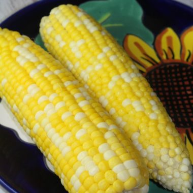 Easy Corn on the Cob in the Instant Pot