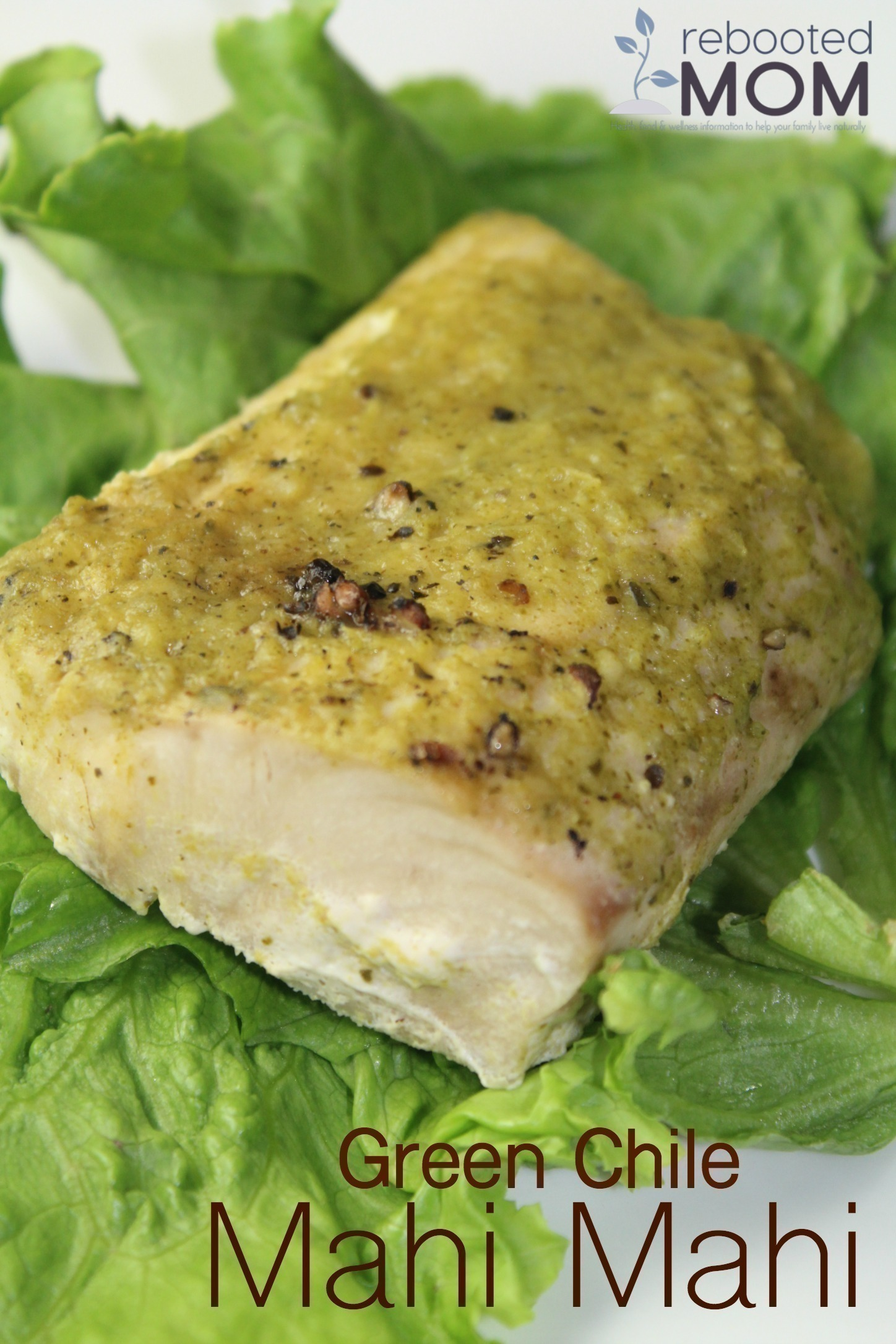 Green Chile Mahi Mahi Fillets