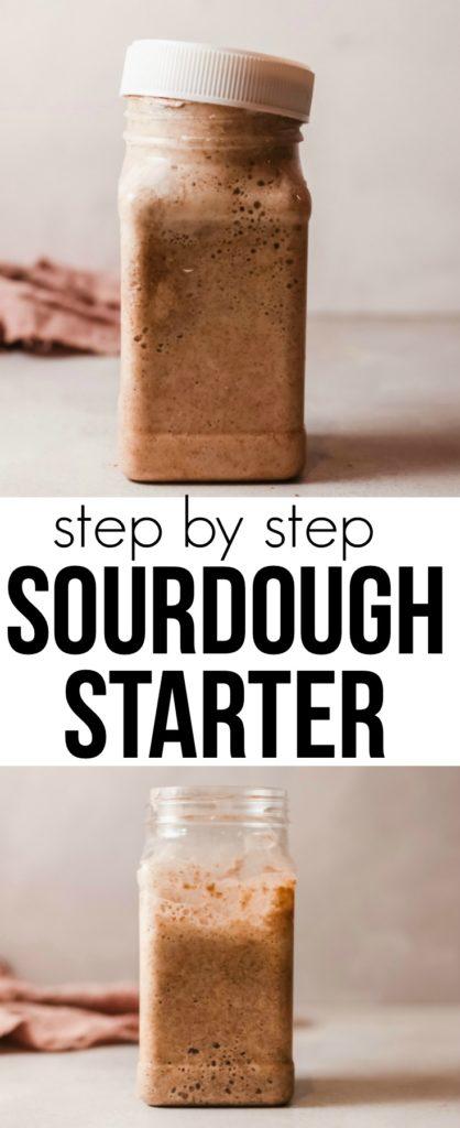 Sourdough Starter Tutorial