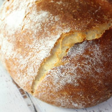 How to Make Cheater Sourdough Bread