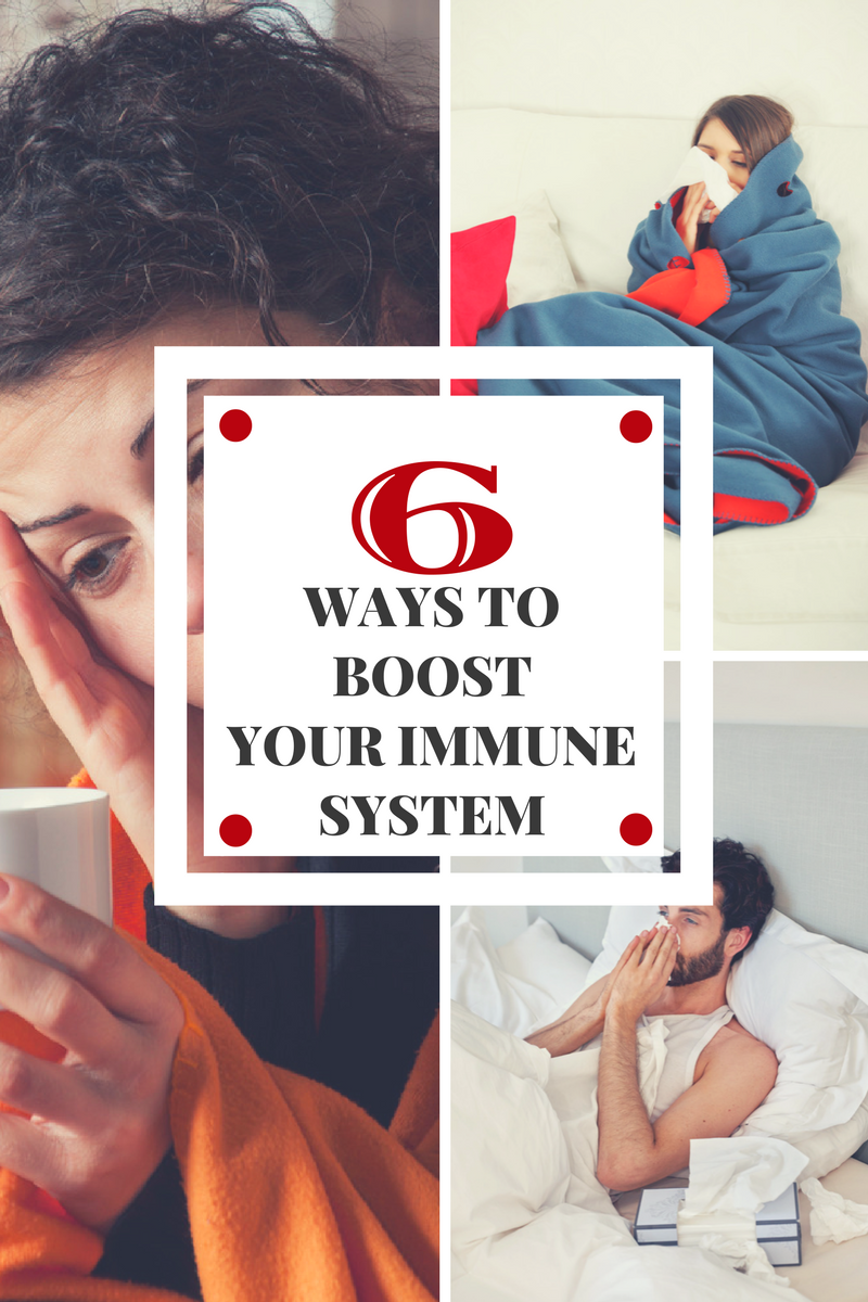 Wondering what to eat when you are sick? How to boost your Immune System?