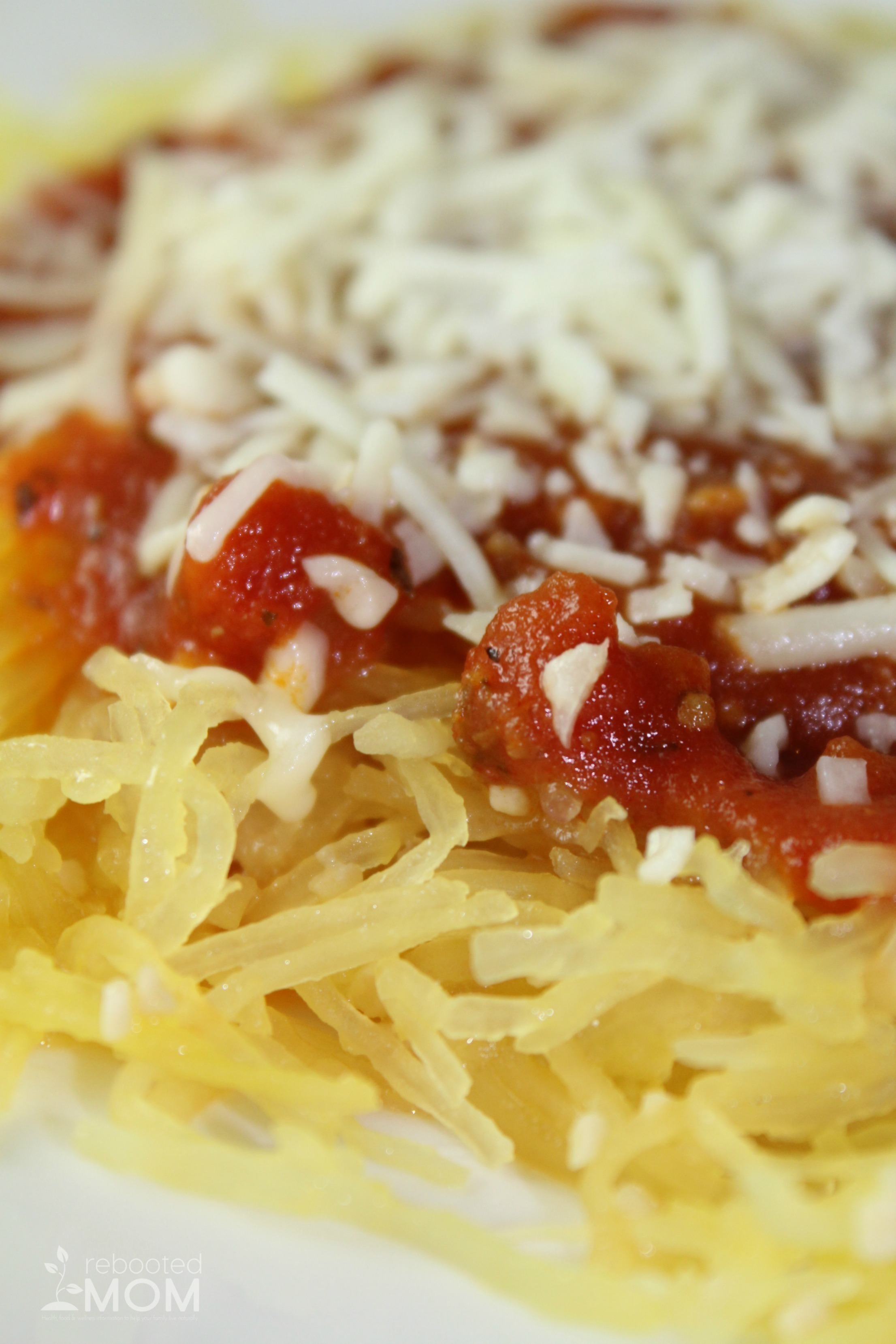 Spaghetti squash cooks up quickly and easily in less than 10 minutes in your Instant Pot.