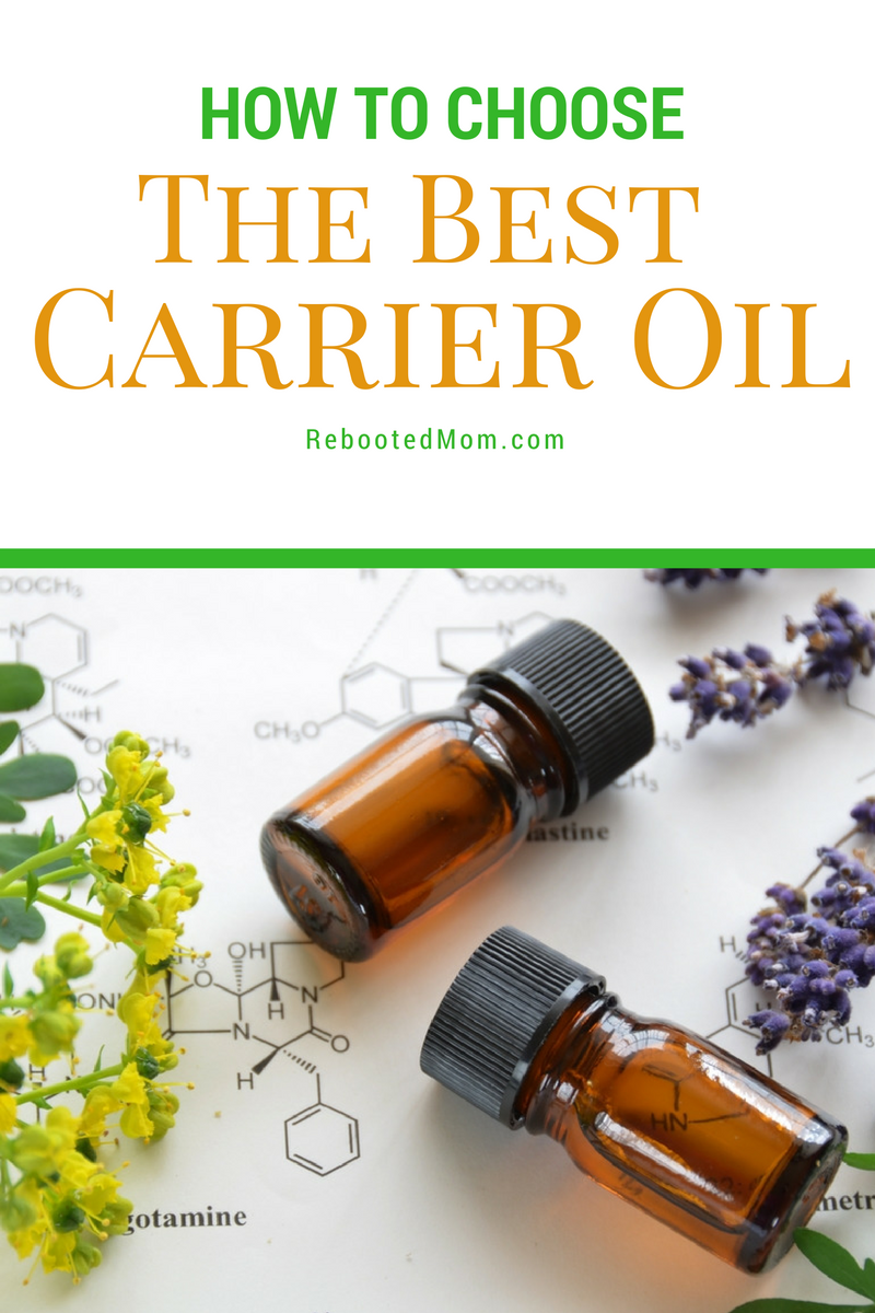 How to Choose the Best Carrier Oil