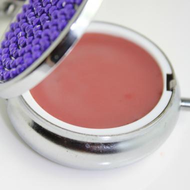 Homemade 10 Minute Tinted Lip Balm Recipe