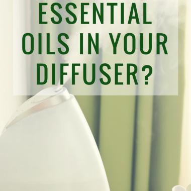 Using Essential Oils: Humidifier vs. Diffuser