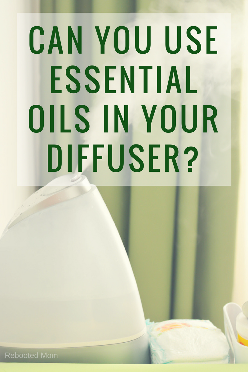 Can you use Essential Oils in your Diffuser? Before you try, you might want to read this!