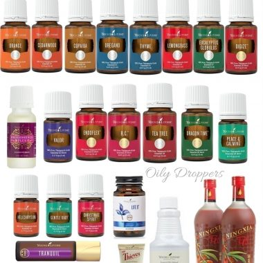 What to Buy After the Young Living Starter Kit