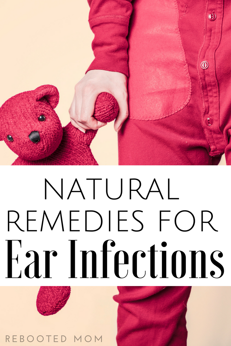 Ear infections are one of the most simple ailments to treat at home. Here are eight natural, no-antibiotic remedies for an ear infection that work!