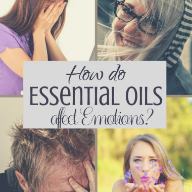 How do Essential Oils Affect Emotions?