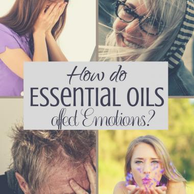 How do Essential Oils Affect Emotions?