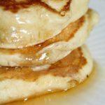 Homemade Kefir Pancakes