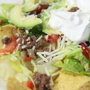 Kid Favorite Taco Salad