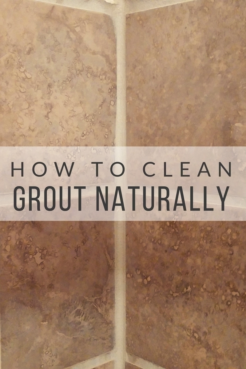 How To Clean Grout How To Clean Grout Naturally