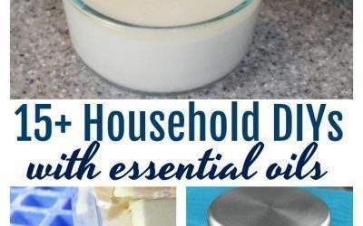 Homemade cleaners are incredibly effective, they are also less toxic and cheap compared to the more expensive products in store.  Here are 16 Essential Oil DIYs for Home and Garden.