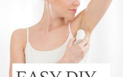 With just a few simple ingredients you can make your own deodorant at home - it's safe, effective and inexpensive.