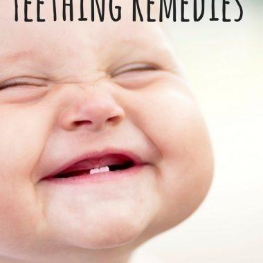 5 Natural Teething Remedies