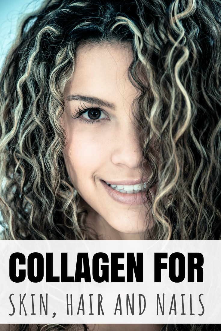 If you are looking for beautiful hair, skin and nails, collagen is one of the best and most important supplements.