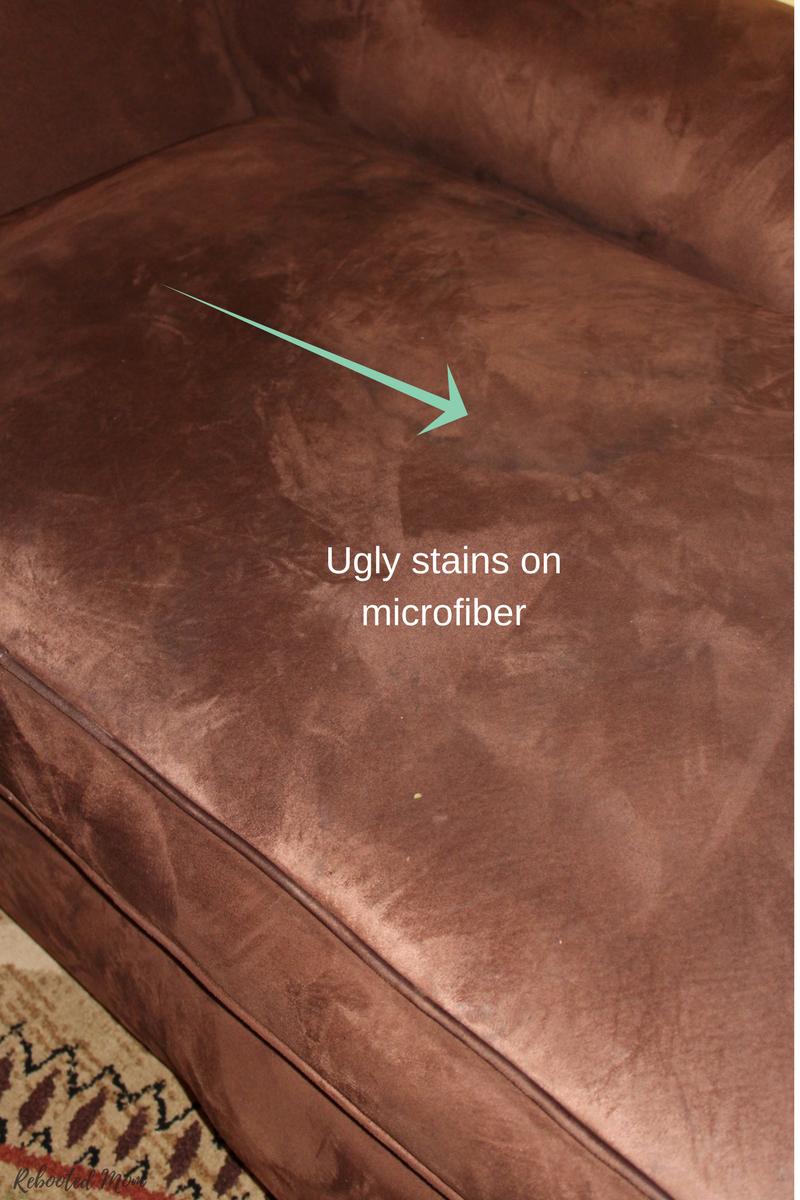 How To Clean A Microfiber Sofa Safe Easy Non Toxic