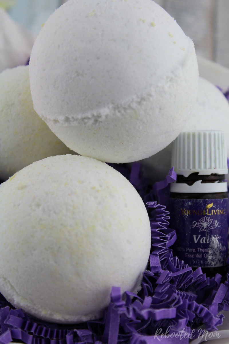 These DIY Valor Bath Bombs are incredibly easy to make - personalize with your own scent and color and give as gifts for Father's Day, Valentine's Day, birthdays and more.