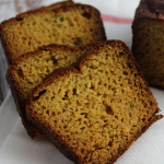Yellow Squash and Jalapeño Bread (Paleo, Grain Free)