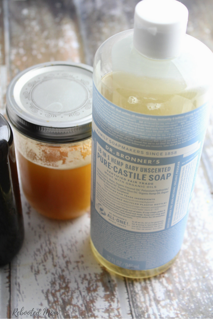 This Tea Tree and Lavender shampoo is a wonderful, easy recipe to help you ditch the added ingredients you may find in commercial shampoos found in store.  It's so easy to make and requires only 4 simple ingredients!