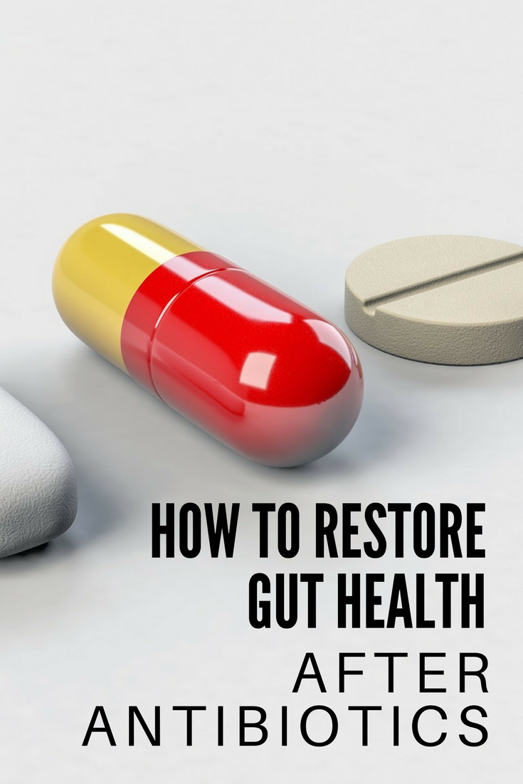 Antibiotics can be helpful in some cases, but also be damaging to your health in the process. Find out how to restore gut health after antibiotics.