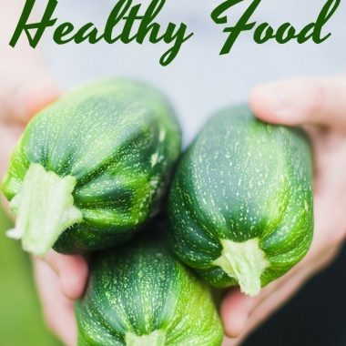 5 Ways to Afford Healthy Food