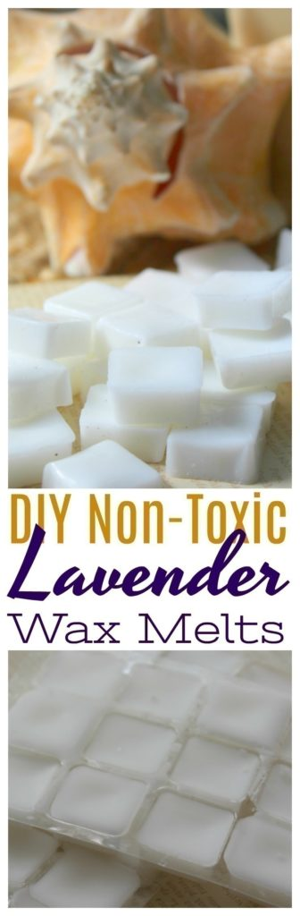 Non-Toxic Lavender Wax Melts