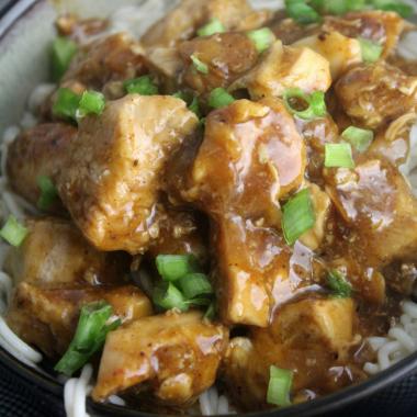 Instant Pot Tamarind Chicken
