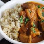 Indian Butter Chicken (Instant Pot or Stove Top)