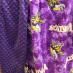 Easy Sew NFL Cuddle Blanket
