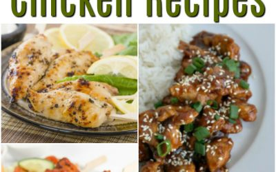 Chicken is one of our favorite items to make in the Instant Pot, and we rounded up over 20 delicious, and healthy Instant Pot chicken recipes that you can add to your meal rotation.  #InstantPot #chicken #PressureCooker #healthy