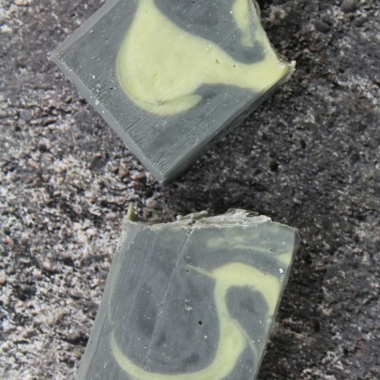 Activated Charcoal Cold Process Facial Soap