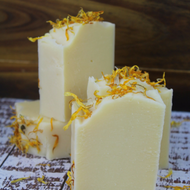 Shea Butter Milk Cold Process Soap