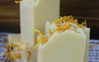 Shea Butter Milk Cold Process Soap with Fir Needle Essential Oil    #coldprocesssoap #homemadesoap #milksoap