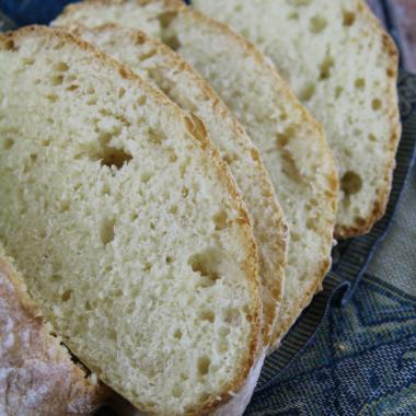 Whey Ciabatta Bread