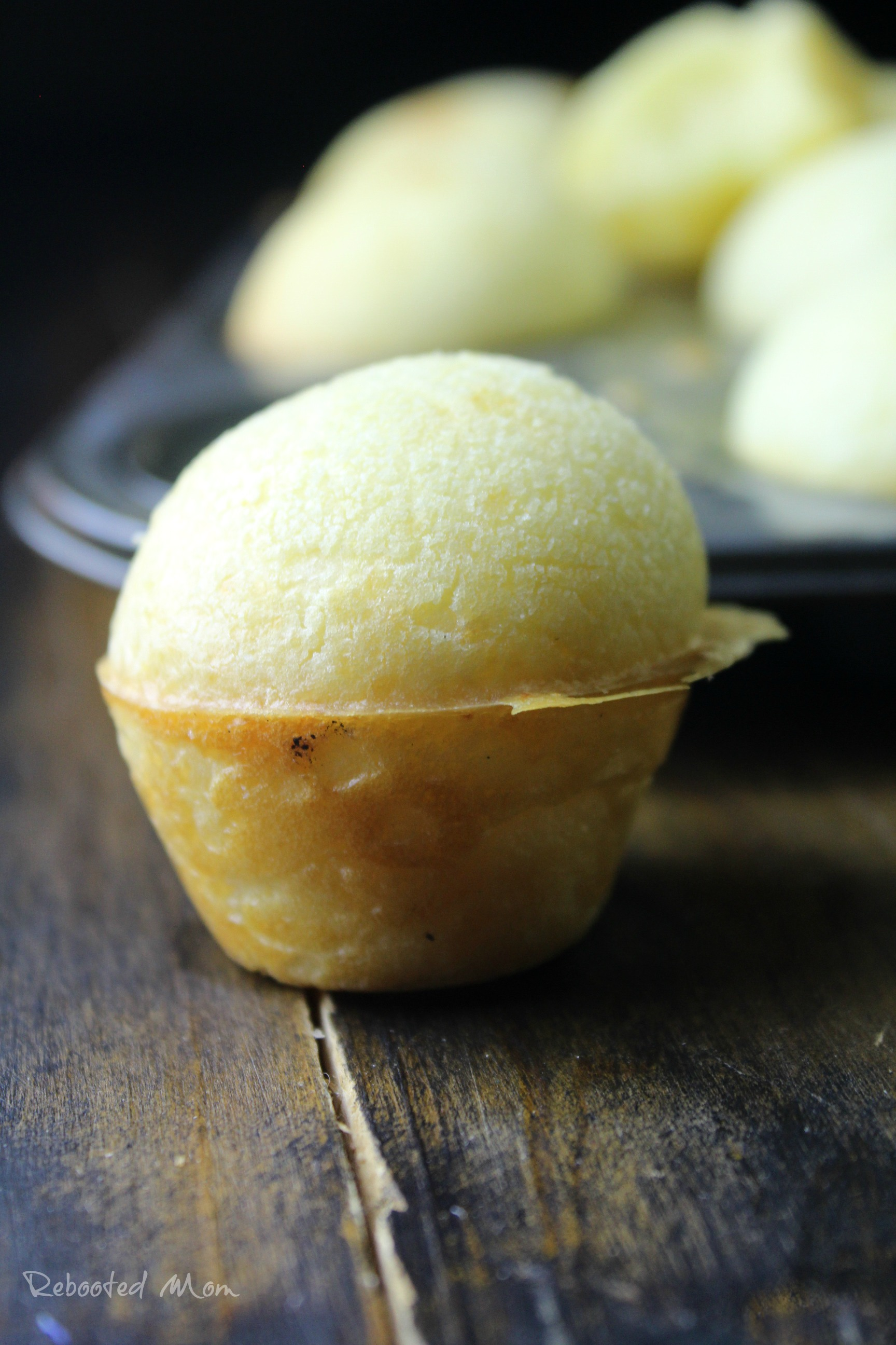 Brazilian Cheese Puffs (also known as Pao de Quiejo) are beautiful cheesy gems that are gluten-free, grain-free, and easy to make with simple ingredients!