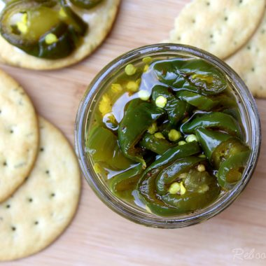 How to Make Candied Jalapeños (Cowboy Candy)
