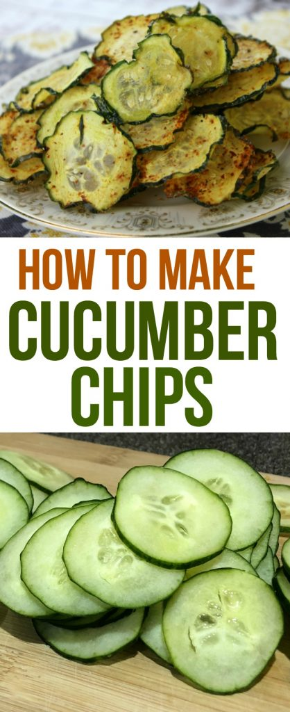 Dehydrated Cucumber Chips