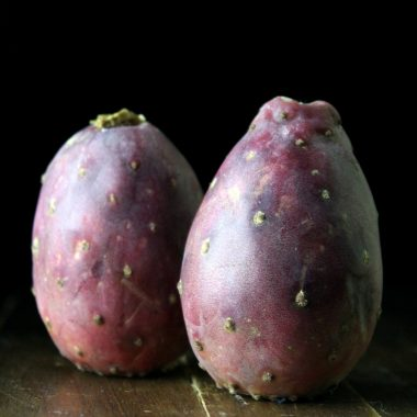 How to Peel a Prickly Pear