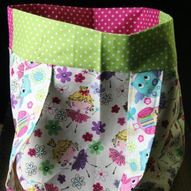 Easy Sew Kids Tote Bag