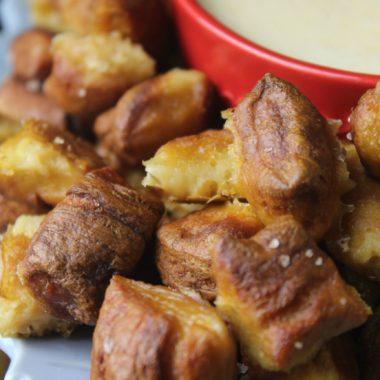 Pretzel Bites Recipe