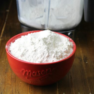 Homemade Powdered Sugar Recipe
