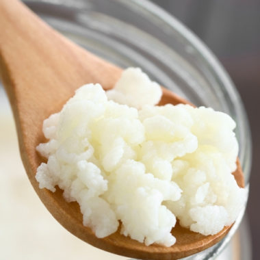 How to Dehydrate Kefir Grains