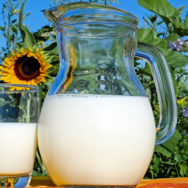 How to Use Sour Raw Milk